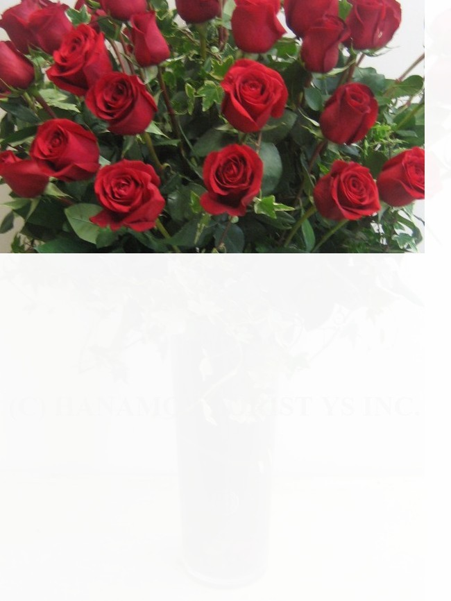 VALE000 Premium 100 Red Roses Bouquet