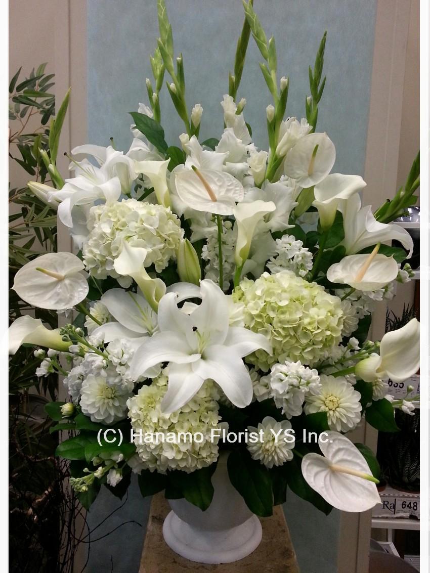 Design By Yuka Hanamo Florist Online Store Vancouver